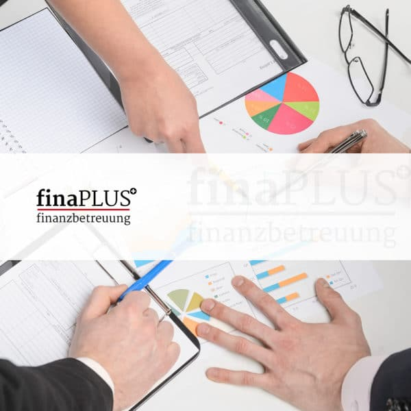 Webdesign für FinaPlus