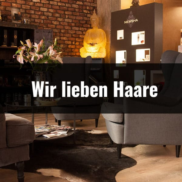 Friseursalon – livingroom hairlounge