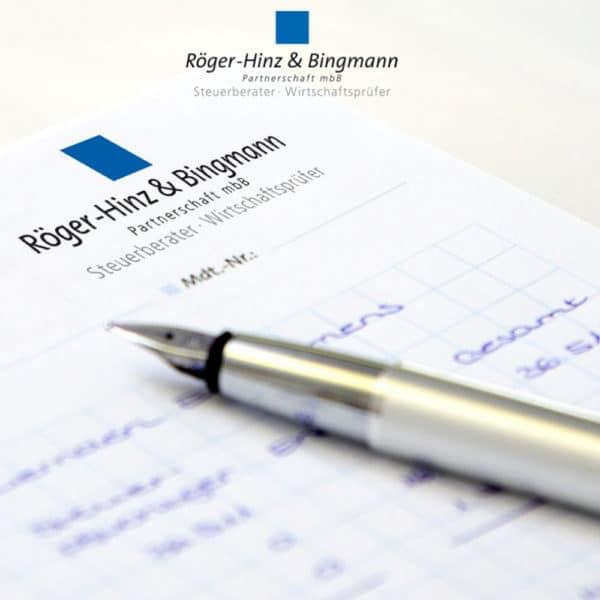 webdesign.koeln Referenz: Steuerberater und Wirtschaftsprüfer – Röger-Hinz & Bingmann