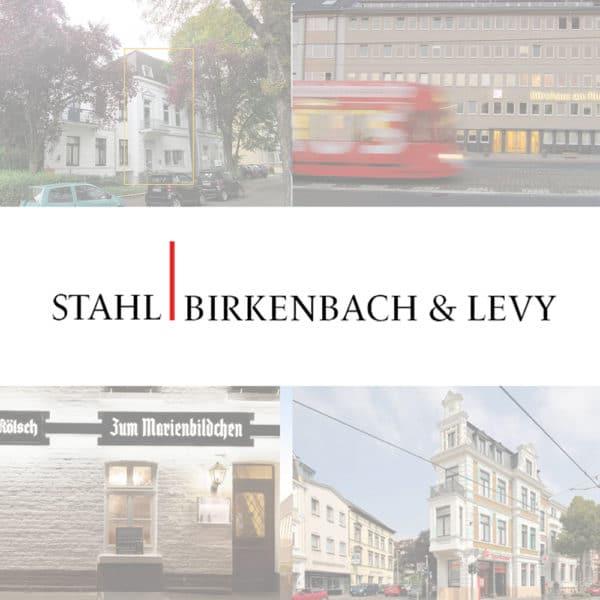 Webdesign für die Stahl Birkenbach Immobilien GbR
