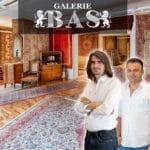 Webdesign und Fotografie für die Galerie BAS in Siegburg