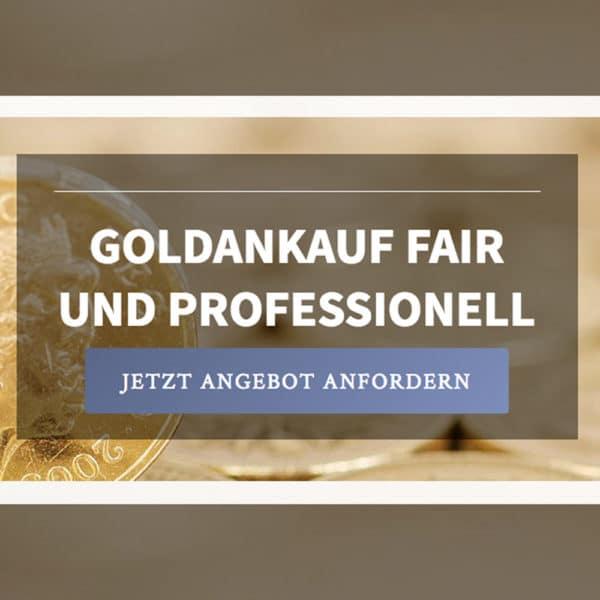 Webdesign für Gold Kauf Köln