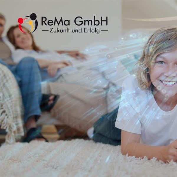 Webentwicklung für Rema NRW