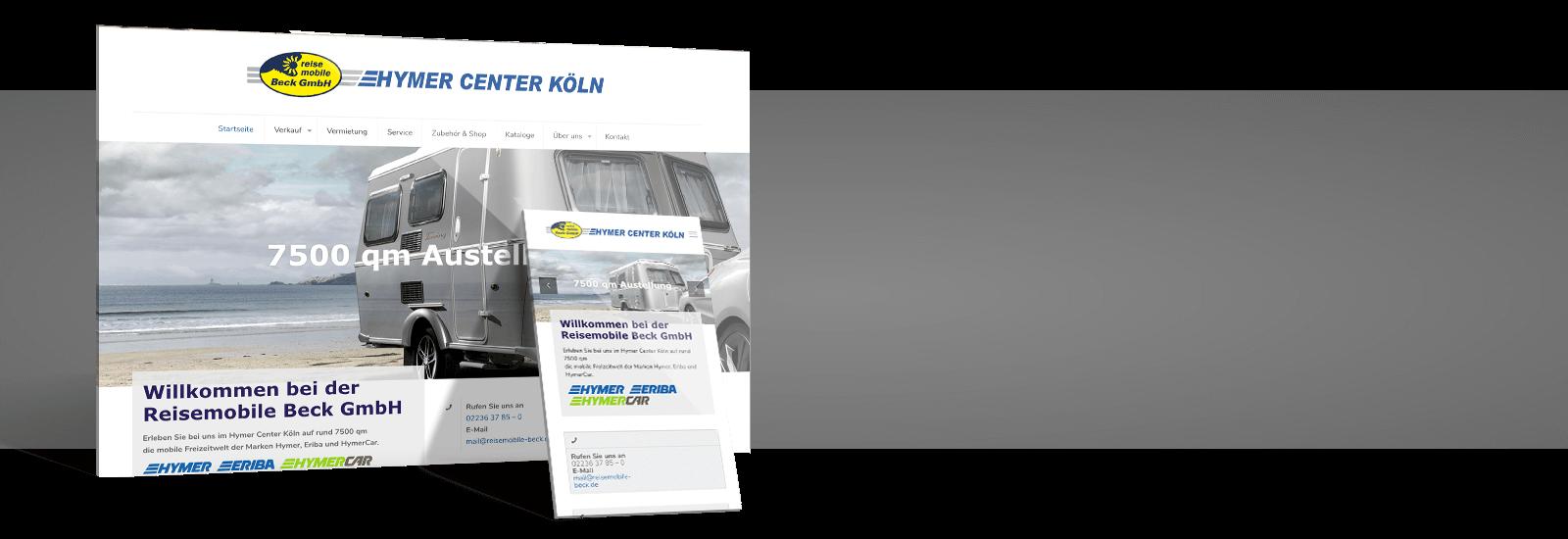 Homepage für KFZ Werkstatt